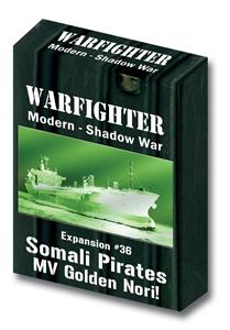 Warfighter Shadow War, Exp 36 Shadow War MV Golden Nori