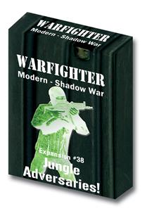 Warfighter Shadow War, Exp 38 Shadow War Jungle Adversaries