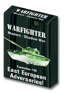 Warfighter Shadow War, Exp 40 Shadow War Eastern European Adversaries