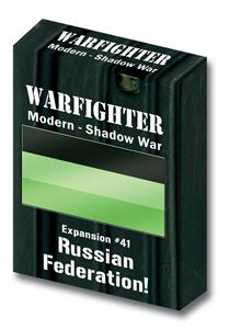 Warfighter Shadow War, Exp 41 Shadow War Russian Soldiers