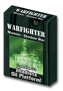 Warfighter Shadow War, Exp 43 Shadow War Oil Platform