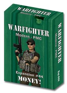 Warfighter PMC, Exp 44 Money!
