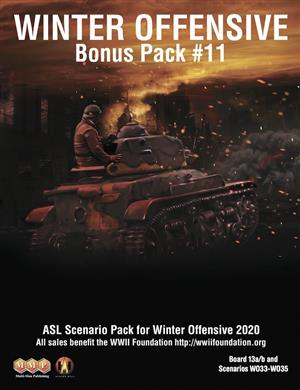 ASL Winter Offensive 2020 Bonus Pack
