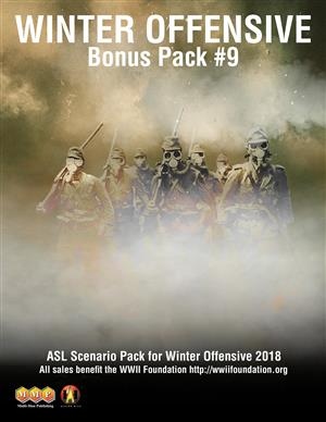 ASL Winter Offensive 2018 Bonus Pack