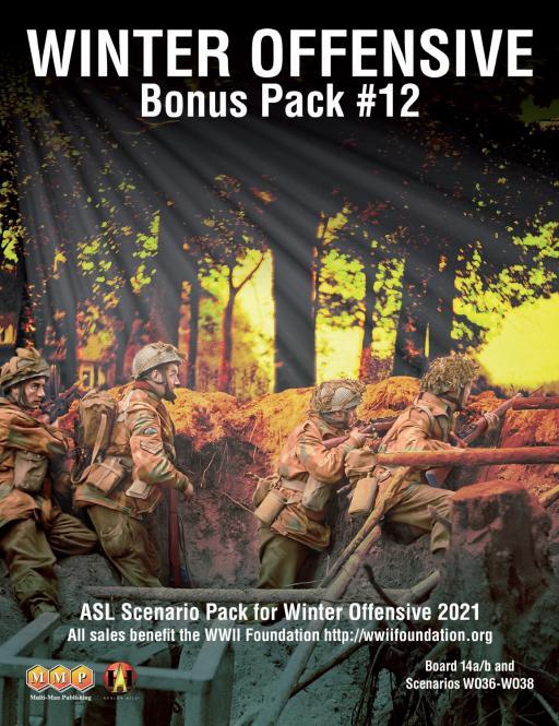 ASL Winter Offensive Bonus Pack 12 (2021)