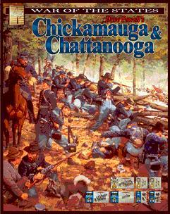 War of the States: Chickamauga & Chattanooga